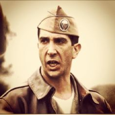 David Schwimmer as Herbert Sobel, Band of Brothers