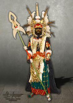 Traje de estilo africano en alquiler Samurai, Art, African Style, Suit, African, Warriors, Art Background, Kunst, Performing Arts