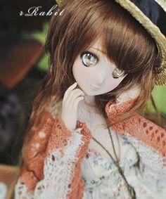 Smart Doll Mirai Suenaga by rrabits