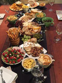 Fire Trucks Wedding Table Buffet Ideas Burlap Dinner Parties Charcuterie