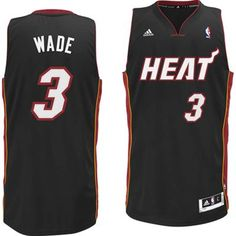 Dwyane Wade Revolution 30 Swingman Jersey - Miami Heat Jerseys from Fanzz