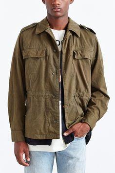Urban Renewal Vintage Czech Field Jacket