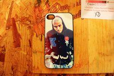 Chris brown apple iphone 4 / 4s Hard Case drake rihanna. $15.00, via Etsy.