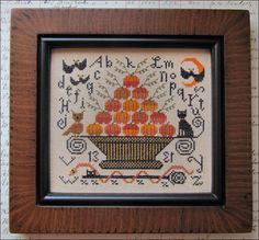 October 31st Pattern. $9.00, via Etsy.  by Kathy Barrick
