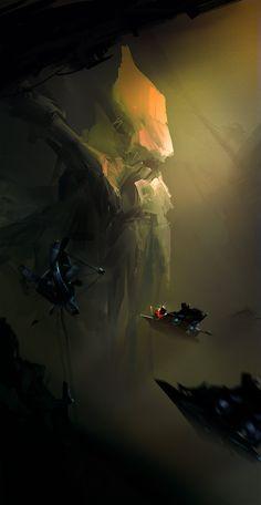 ArtStation - Guardians, Sylvain Coutouly