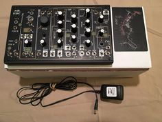 MATRIXSYNTH: Make Noise 0-Coast single voice patchable synthesi...
