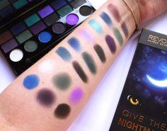 Makeup Revolution Salvation Palette Give Them Nightmares