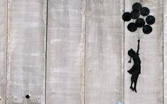 BalloonGirl / Banksy