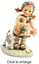 "Hummel figurine ""Just For You"" HUM 2309/A"