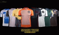 May the 4th be with you! Soccer Wars by Supporters.pro #soccerwars #supporterspro #maythe4thbewithyou #maytheforcebewithyou #starwarsfans #starwarsunited