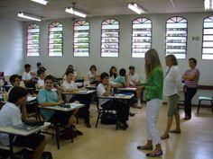 Class in Brazil.