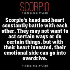 Scorpio facts https://www.facebook.com/ScorpioEvolution