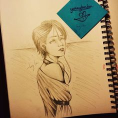 Practicing clothing folds #sketchbook #sketch #doodle #art #drawing #pencil #portrait
