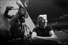 Roger Waters shot by Danny Clinch - Levine/Leavitt