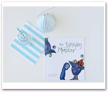 Kiwi Mummy Blogs reviews - The Birthday Monster
