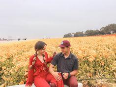 Carlsbad Flower Fields, Couple Photos, Couples, Couple Shots, Couple, Couple Pics