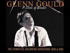 Johann Sebastian Bach, Glenn Gould: Glenn Gould: A State of Wonder - The Complete Goldberg Variations 1955 & Music State Of Wonder, The Goldbergs, Sebastian Bach, Music Theory, Classical Music, Sony Classical, Latest Music, Music Songs, Best Sellers