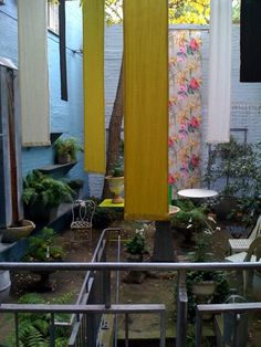 Designers Guild Garden at her Kings Road London store. I have been here many times and brought back suitcases of fabric.