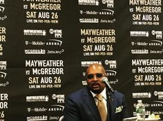 MAYWEATHER vs. MCGREGOR World Tour Dates & Cities:  TUESDAY, JULY 11  LOS ANGELES  STAPLES Center  12:30 p.m. PT - Doors Open to the Public  Fan Entry: To acquire a complimentary ticket to the Los Angeles event go to AXS.com beginning today, July 7 at Noon PT. You MUST have a ticket to enter.Tickets available on a first-come, first-served basis and will be limited to four (4) per customer.  WEDNESDAY, JULY 12  TORONTO  Sony Centre for the Performing Arts 4:30 p.m. ET - Doors Open to the…