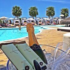 ✨O relax merecido na piscina pede um drink gelado e especial..#SgroppinoDilettoChandon O drink que virou picolé. Ou o picolé que virou drink. ✨ @chandonbrasil #gelato #diletto #felicità  by @pequenadelicia ✨ #Padgram