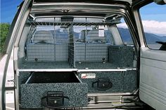 Land Rover Discovery, T4 California, Grand Vitara, Nissan Patrol, Secure Storage, Dog Car, Land Rovers, Audi A6, Prado