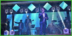 Santacara: Orquesta Nueva Alaska - Actuación en el Casino de ... Alaska, Concert, Orchestra, Fiestas, Concerts