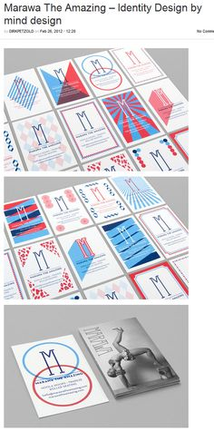 corporate identity circus - we love colour