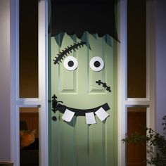 Scary Monster Door | Craft Ideas & Inspirational Projects | Hobbycraft