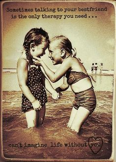 Talking to your bestfriend is the only therapy you need life quotes quotes quote life bff friend quotes best friend best friend quotes life sayings The Words, Best Friends Forever, Girlfriends Forever, Great Quotes, Inspirational Quotes, Smart Quotes, Motivational, Life Without You, Best Friend Quotes