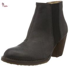 Neosens  VERDIL, Bottes Classiques femme - Noir - Noir, Taille 37 - Chaussures nosens (*Partner-Link)