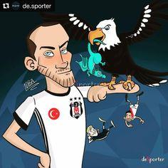 """206 Beğenme, 1 Yorum - Instagram'da D'S (@dvt_): """"#Repost @de.sporter (@get_repost) ・・・ Beşiktaş, Şampiyonlar Ligi G Grubu'ndaki 5. maçında…"""""""
