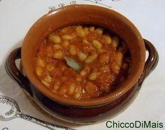 Fagioli all' uccelletto ricetta toscana il chicco di mais http://blog.giallozafferano.it/ilchiccodimais/fagioli-alluccelletto-ricetta-toscana/