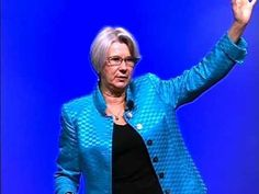 """Dr. Diana Whitney gives the closing plenary titled """"Appreciative Leadership: Building a Thriving Organization"""" on March 31st, 2012 at the National Hospice & Palliative Care Organization's 27th Management and Leadership Conference."""