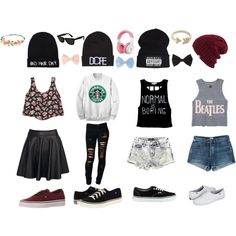 """Hipster Outfits"" by teentroublemakers on Polyvore"