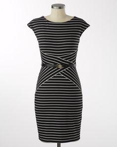Striped sheath