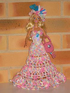 robe princesse barbie