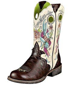 Women's RodeoBaby Rocker Boot $129.95