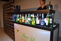 Barra de tragospara eventos!! www.barshow.com.ar