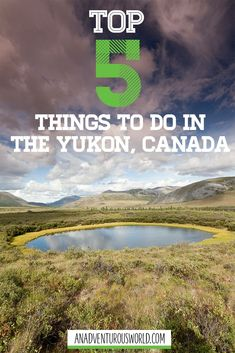 Top 5 Things to do in the Yukon, Canada - Planning a trip to the Yukon in Canada? From flying over Kluane National Park to hiking the Sam McGee Trail, these are the top 5 things to do in the Yukon! >> Click through to read the full post! Banff National Park, National Parks, Quebec, Yukon Canada, Yukon Alaska, Montreal, Visit Canada, Canada Trip, Plan Canada