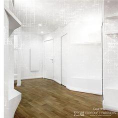 CORFONE+PARTNERS - Interior design Living Room - MN2 HOUSE