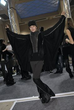 Rick Owens at Paris Fashion Week Fall 2008 - StyleBistro