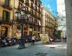 EL BORNE in Barcelona :)