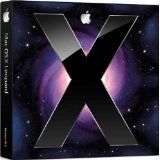 Apple  Mac OS X Version 10.5.6 Leopard (OLD VERSION) (Software)By Apple