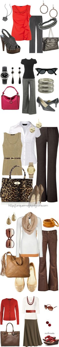 """""""Work/Office Attire"""" by pkyak ❤ liked on Polyvore"""