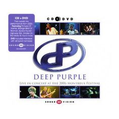 """L'album dei #DeepPurple intitolato """"Live at Montreux 2006"""" per la prima volta su CD & DVD in versione digipak."""