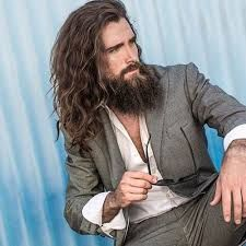 Men With Longest Hair Google Search With Images Long Hair Styles Men Growing Hair Men Long Hair Styles