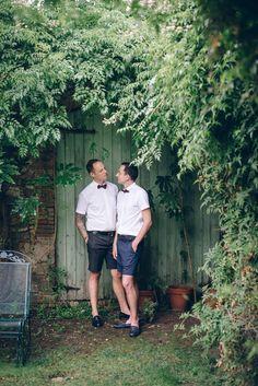 gay wedding in Sitges