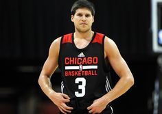 cb47511ac There s More to McDermott Than Shooting - Today s Fastbreak Doug McDermott  of the Chicago Bulls used