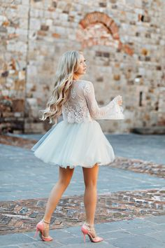 Hayley tulle skirt by Bliss Tulle