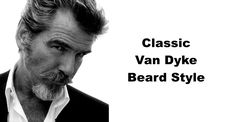 Classic Van Dyke is a symbol of elegance and class. All you need to know about this look is given below. Read on to understand the look. Van Dyke Beard, Best Mens Fashion, Men's Fashion, Clean Shaven, Beard Styles For Men, Mens Clothing Styles, Men's Clothing, Mens Style Guide, Facial Hair